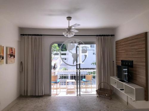 Apartamento Com 2 Dormitórios À Venda, 100 M² Por R$ 410.000,00 - Pitangueiras - Guarujá/sp - Ap9450
