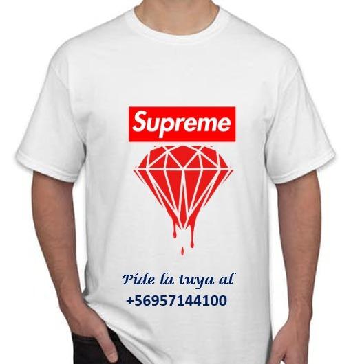 Polera Supreme