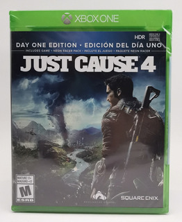 Just Cause 4 Day One Edition Xbox One Nuevo * R G Gallery
