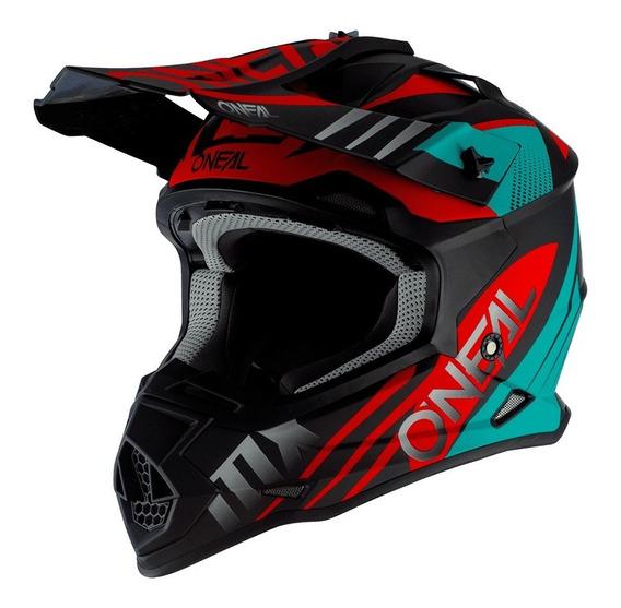 Casco Motocross Oneal 2 Series Rl 2.0 Mx Enduro Atv