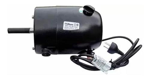 Motor Original Ventilador Indust Liliana 280 Watts 2 Ruleman