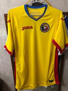 Camisa Joma Romênia 2016 - Tamanho G