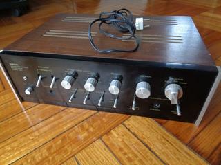 Amplificador Stereo Sansei 440a Ind Arg Todo Func Leer Bien