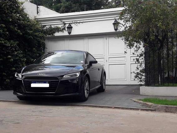 Audi Tt 2.0 T Fsi 230cv 2017