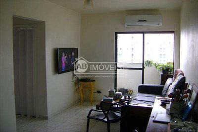 Apartamento Em Santos Bairro Estuário - V2672