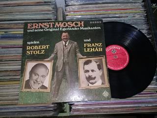 Ernst Mosch Y Sus Musicos Originales Del Eger Lp / Kktus