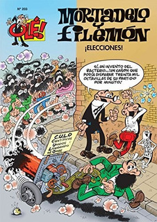 Mortadelo Y Filemon 203 / Mortadelo And Filemon 203 : F (il