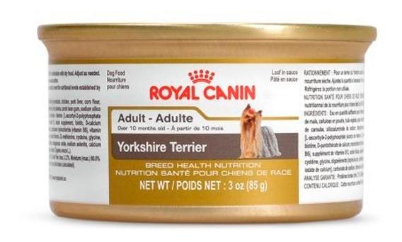 Alimento Perro Humedo Adulto 85gr Salud Piel Royal Canin
