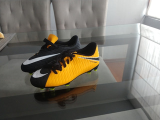 Zapatillas Niño Fútbol Nike Hypervenom Nuevas