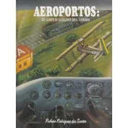 Aeroportos Do Campo De Aviação A Area Te Rubens Rodrigues D