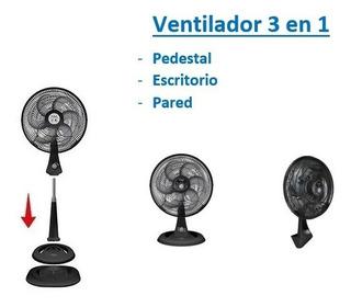 Ventilador T Fal Turbo Silence Maxx Repelente 3en1 Ve7760m0