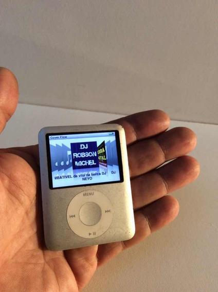 iPod Nano A1236 3 Geração 4gb