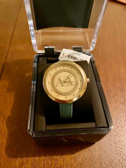 Reloj Armani Exchange Color Menta