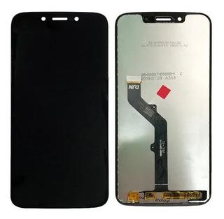 Tela Display Lcd Touch Frontal Motorola Moto G7 Play Xt-1952