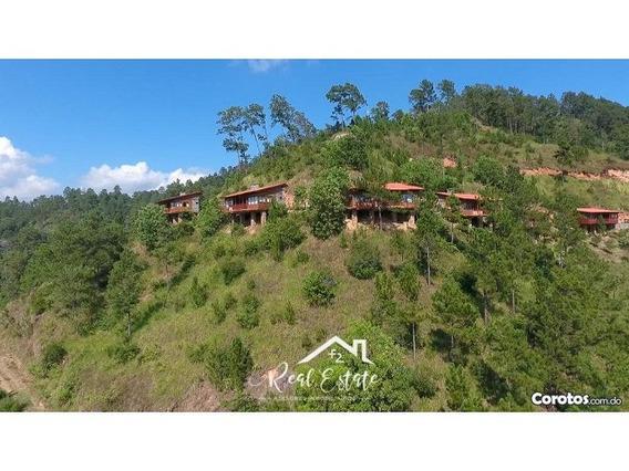 Hermosa Cabaña En La Montaña - Jarabacoa