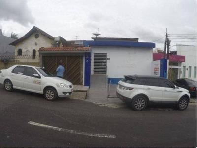 Casa Para Fins Comercial, Vieralves, Com 4 Dormitórios, Manaus/am - Ca0049