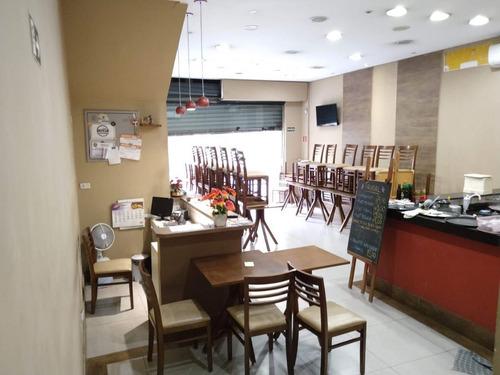 Prédio Comercial, 280 M² - Venda Por R$ 1.300.000 Ou Aluguel Por R$ 8.000/mês - Centro - Santos/sp - Pr0029