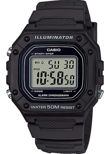 Reloj Casio Core W-218h-1
