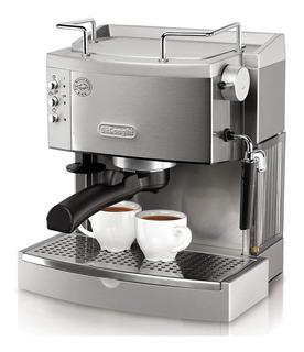 Cafetera Capuchinera Expresso Latte Delonghi Ec702