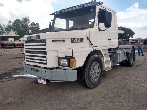 Caminhão Scania T 142 (bw55)