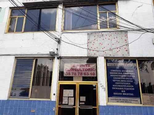 Renta Consultorio En Sanatorio Sagrado Corazón Col.nativitas