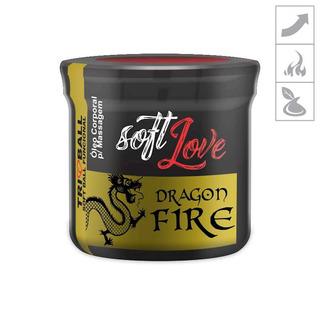Bolinha Funcional Tri Ball Com 3un - Dragon Fire