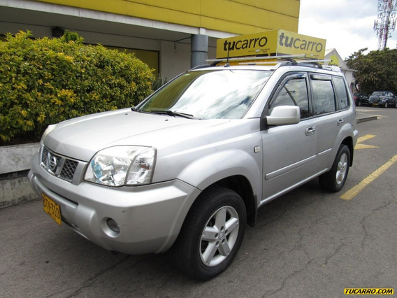 Nissan X-trail Full Equipo 2.5 At Aa 4x4