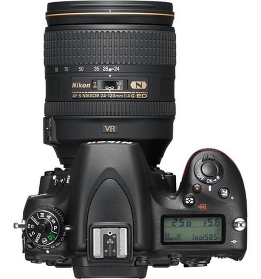 Kit Nikon D750 Com 24-120mm F/4g Ed