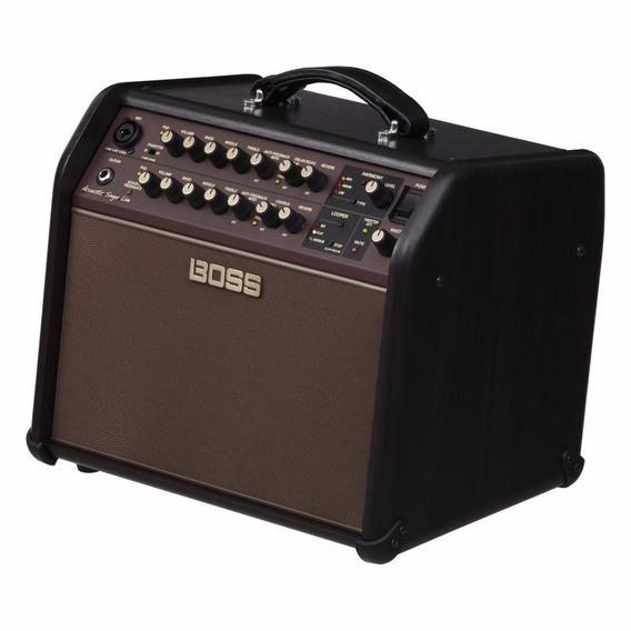 Amplificador Boss Acoustic Singer Live 60w Phantom - Cuotas