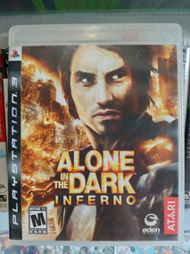 Alone The In Dark® Mídia Física Playstation 3 Frete R$10