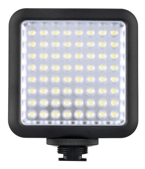 Iluminador Led Godox 64 P/ Canon/nikon/sony
