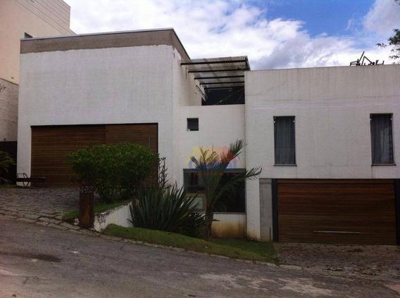 Sobrado Residencial À Venda, Parque Residencial Itapeti, Mogi Das Cruzes. - So0185