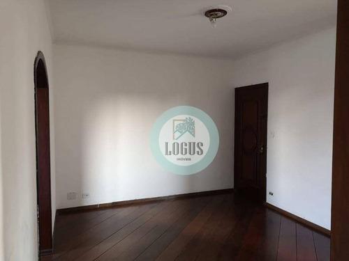 Imagem 1 de 14 de Apartamento Com 3 Dormitórios À Venda, 65 M² Por R$ 285.000,00 - Vila Jerusalém - São Bernardo Do Campo/sp - Ap1563