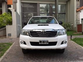 Toyota Hilux Dx 4x4 2012