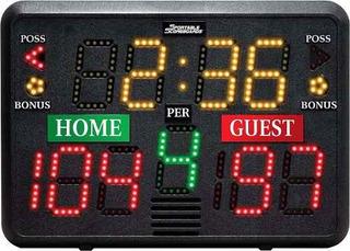 Marcador Electrónico Multideporte Sportable Scoreboards