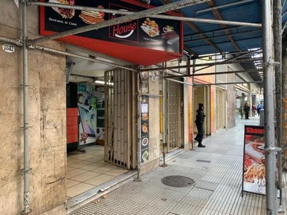 Inmobiliaria Vende Fondo De Comercio Pleno Centro Porteño