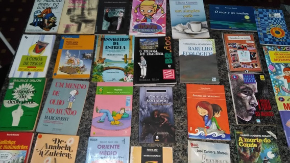 Lote Com 83 Livros Infanto Juvenil Novos !