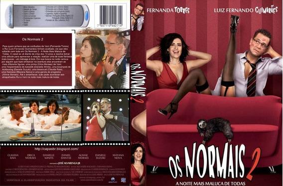 Os Normais 2 Dvd Original Novo Lacrado | Mercado Livre