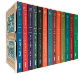 Desventuras Em Série (box - Caixa 13 Livros) - Frete Grátis