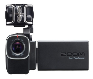 Videocamara Zoom Q8 Full Hd
