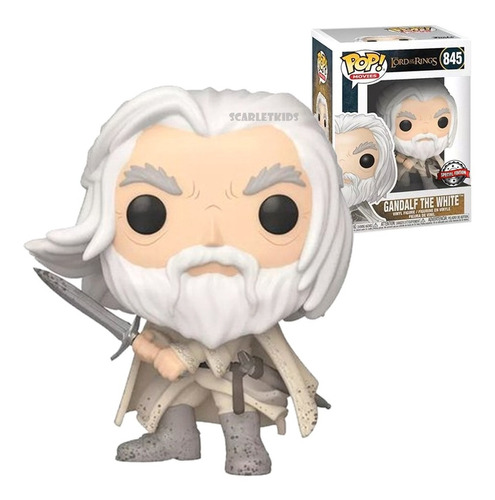Funko Pop Gandalf 845 Special Edition The Lord Of The Rings