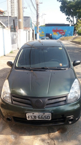 Nissan Livina 1.6 S Flex 5p 2013 $ 15.000,00