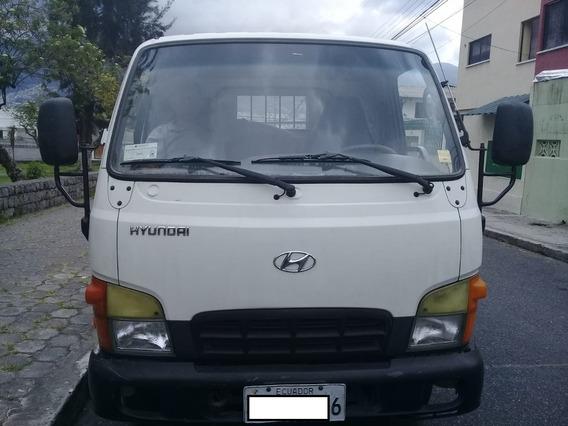 Camión Hyundai Hd65 Año 2013 3.5t