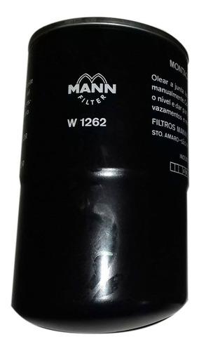 Filtro De Óleo Lubrificante Mann W1262