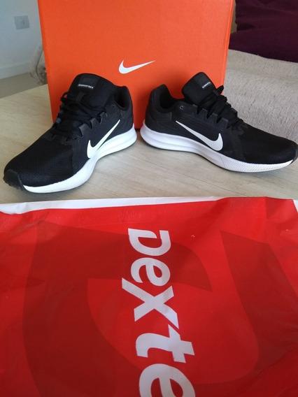 Nike Downshifter 8 Zapatillas Negras Running
