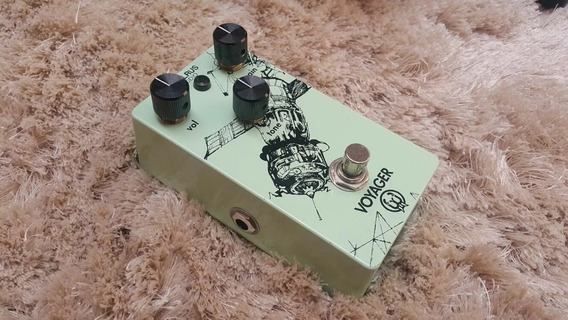 Pedal Overdrive Voyager Walrus Audio N Ocd Fulldrive Jhs