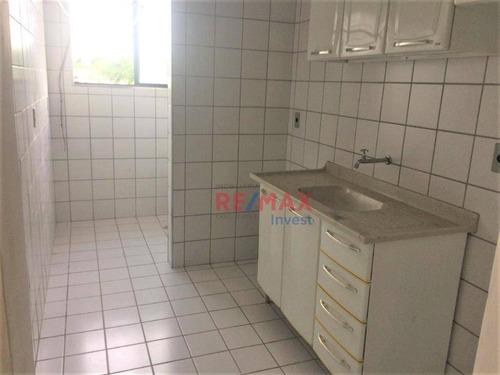 Apartamento Com 2 Dormitórios Para Alugar, 51 M² Por R$ 1.000,00/mês - Vila Cidade Jardim - Botucatu/sp - Ap0885