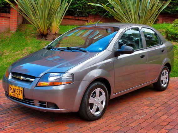 Chevrolet Aveo 1.6 Full Equipo Con Aire Y Airbag