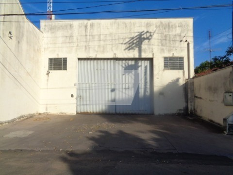 Barracão Comercial - Ba00126 - 34231477