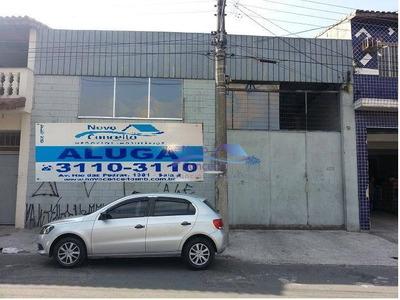 Galpão Comercial Para Locação, Cidade Centenário, São Paulo. - Ga0048